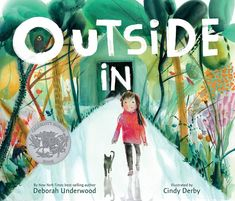 Outside In: An Enchanting Watercolor Meditation on Our Inseparable Link to Nature. Click through to learn more about this nature book for children. - MindfulSpot #MindfulSpot #mindfulness #meditation #spirituality #book Derby, New York Times, Christian Robinson, Book Writer, Book Images, Interstellar, Read Aloud, Book Club Books, Ya Books