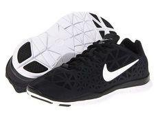 Nike Free TR Fit 3 Black/Anthracite/White - 6pm.com http://www.6pm.com/nike-free-tr-fit-3-black-anthracite-white