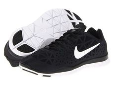 Nike Free TR Fit 3 Black/Anthracite/White - 6pm.com