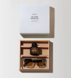 #jointperception Oliver Peoples and #Byredo