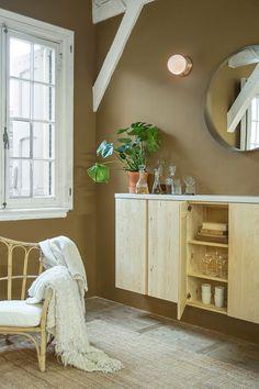 Ikea Ivar Hack, Ikea Ivar Cabinet, Billy Ikea, Table Ikea, Slow Living, Simple House, Decoration, Interior Styling, New Homes