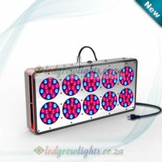 450w Apollo 10 LED Grow Light For Commercial Hydroponics Kits 1