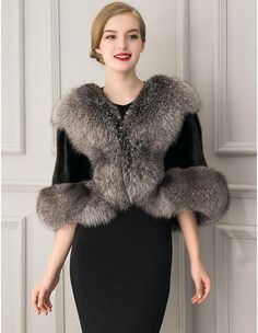 Cheap winter wedding cape, Buy Quality wedding cape directly from China evening capes Suppliers: Wedding Coat Faux Fur Coat Veste Fourrure Stola Cape Women Bolero Femme Mariage Evening Capes Winter Wedding Cape New Arrival Winter Wedding Cape, Wedding Coat, Winter Cape, Winter Bride, Party Wedding, Fur Cape, Cape Coat, Faux Fur Wrap, Winter Overcoat
