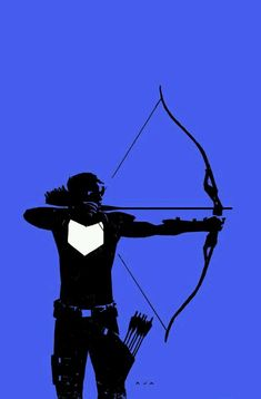 Clint Barton is Hawkeye - David Aja