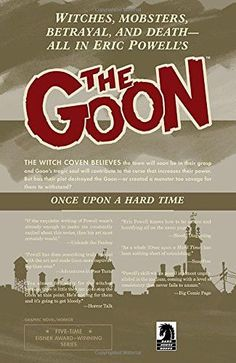 The Goon Volume 15: Once Upon a Hard Time (Goon (Graphic Novels))