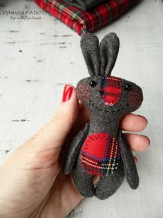 Микрозаяц Micro rabbit