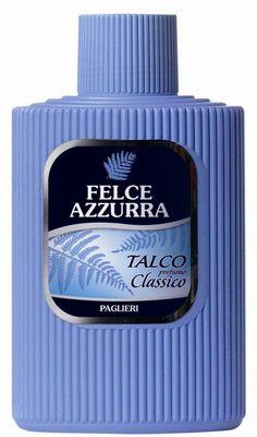 Felce Azzurra Talco !