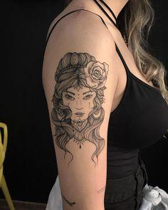 Tatuagem feita por Pedro Paiva de Belo Horizonte.