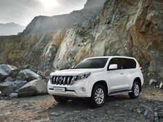 Toyota Land Cruiser 2014!  Just love this!