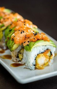 20 Surprisingly Easy Sushi Recipes That You Can Make at Home | Ready to save money and have fun making your own delicious sushi at home? Then you're ready to enjoy these delicious sushi recipes!