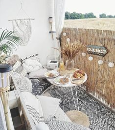46 ways to turn your tiny balcony into an irresistible outdoor space 42 - Small Balcony Decor - Balcony Furniture Design