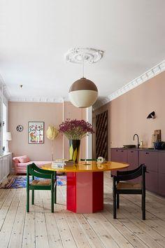 Her er Københavns nye interiørbutik, du SKAL kende - ALT. Greige Paint Colors, New Paint Colors, Interior Architecture, Interior Design, Benjamin Moore Colors, Paint Brands, Elle Decor, Pantone, Sweet Home