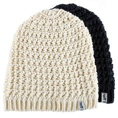 For every one bought, one knit cap goes to a cancer patient. ($25, zappos.com)