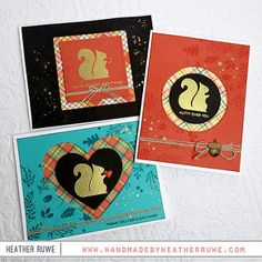 SSS October 2016 Card Kit   by Heather Ruwe