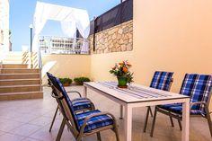 Lili Sea Front Apartment,unique escape by the sea! - Condominiums for Rent in Rethimnon, Crete, Greece Outdoor Furniture Sets, Outdoor Decor, Double Bedroom, Crete, Condominium, Open Plan, Glass Door, Apartments, My House