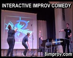 3pm Matinees all week fun for the whole family #OffBroadway #Improv #Comedy #NYC Discount tickets at www.8improv.com