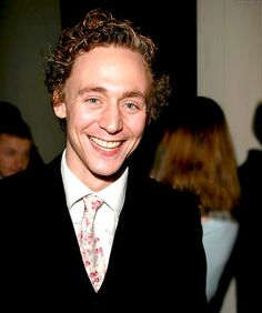Very young Hiddles