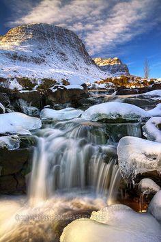 Russell Burn, Scotland