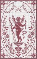 ru / Photo # 11 - different angels - irinika Stitch And Angel, Cross Stitch Angels, Cross Stitch Heart, Cross Stitch Borders, Cross Stitch Designs, Cross Stitching, Cross Stitch Embroidery, Embroidery Patterns, Cross Stitch Patterns