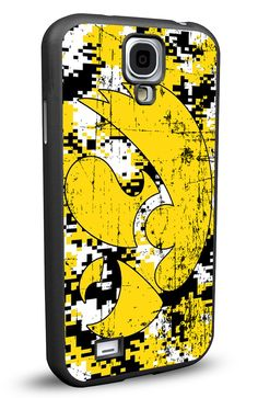 Iowa Hawkeyes Cell Phone Hard Protection Case for Samsung Galaxy S5, Samsung Galaxy S4 or Samsung Galaxy S4 Mini