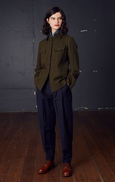 Aspesi, Milan's Go-To Label for Normal Clothes, Has Brought on Marco Zanini as a Collaborator