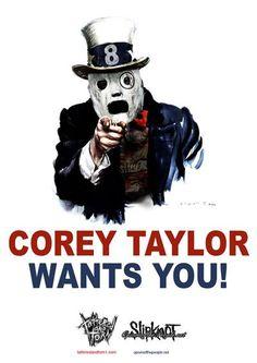 Corey Taylor.