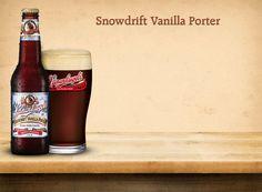 Yum, Yes>>>>>>Snowdrift Vanilla Porter