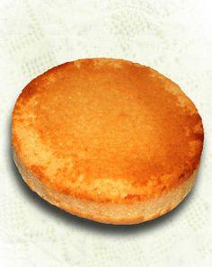 Bizcocho - Spanish sponge cake