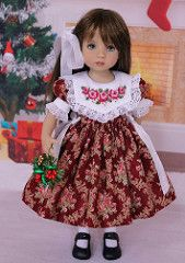 ChriastmasRoses (12) | by Doll Heirloom Designs