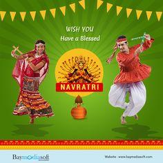 Baymediasoft Family wishes you all a Very Happy Navratri #happynavratri