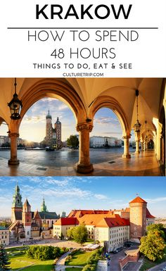 How to Spend 48 Hours in Krakow|Pinterest: theculturetrip