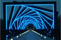 The High Trestle Bridge