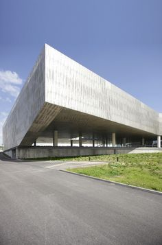 Data Centre In Cerdanyola by ACXT
