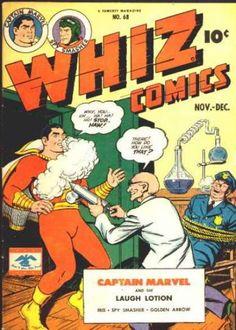 Whiz Comics (Volume) - Comic Vine
