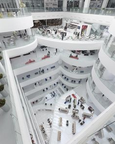 Galleria Centercity by UNStudio
