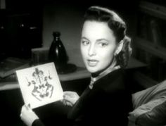 Olivia de Havilland (The Dark Mirror)