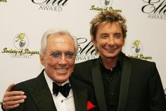 Andy Williams and Barry Manilow #examinercom