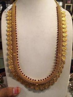 Necklace long necklace Kas 90gms