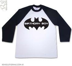 Super Hero Birthday Shirt  Birthday Boy by REVOLUTION46R46 on Etsy, $22.00