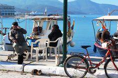 Greek Life, Thassos, Greece. #idyllic #seaside #Greece (A. Carman)