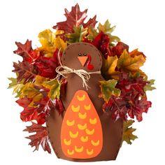 Too Cute Turkey Centerpiece
