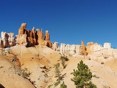 Hiking on the Colorado Plateau, Calendar Sheet October: Bryce Canyon: Figure 8 Trail