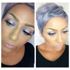 Even More Hair Color Combinations On Black Women That Will Blow Your Mind 7