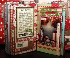 December Daily - By Ladybird Ladybird (She also labels her Christmas journals under JYC(Journal Your Christmas) & JOY
