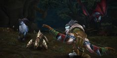 Blizzard Previews 'World Of Warcraft' Hunter Changes In 'Legion'