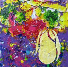 Lightscape-Tulip - Anita Ammerlaan. www.anitaammerlaan.com 1150m2 Bijzondere Kunst bij Atelier en Expositieruimte Kunstenaar Anita Ammerlaan, Markt 39 in Roosendaal.