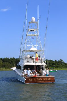 Saturday Weigh-Ins - thebigrock Fishing Yachts, Sport Fishing Boats, Yacht Boat, Yacht Club, Saltwater Fishing, Sea Fishing, Family Boats, Offshore Boats, Boat Dealer
