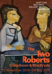 Two Roberts Exhibition poster