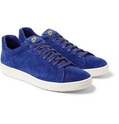 Nike Tier Zero Suede Tennis Sneakers $150