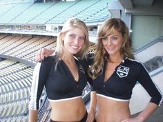LA Kings Cheerleaders